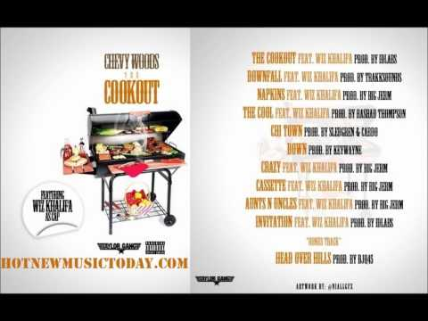 Chevy Woods ft. Wiz Khalifa  Cookout The Cookout Mixtape
