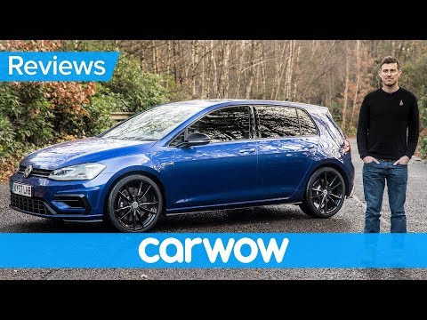 Volkswagen Golf R 2018 review – the best all-round performance car?