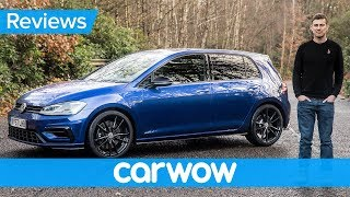 Volkswagen Golf R 2018 review - the best all-round performance car?