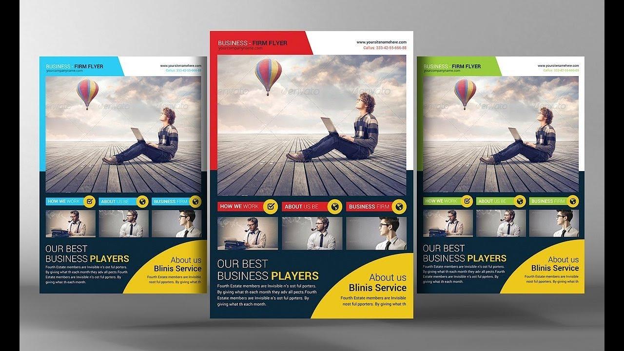 tutorials professional business poster design coreldraw x6r x7