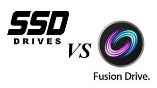 MacBook Pro vs iMac SSD vs Fusion