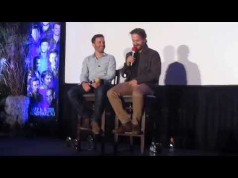 Supernatural Whippany Con 2013 - Richard shares a story about Jim Varney