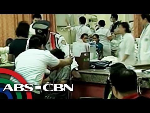 TV Patrol: Mga biktima ng aksidente sa Tanay, inilipat sa ospital sa Marikina