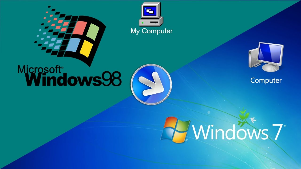 windows 98 in 2017