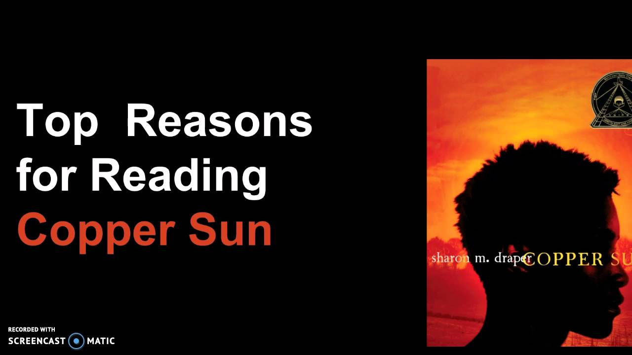 Reading Historical Fiction - Copper Sun - YouTube