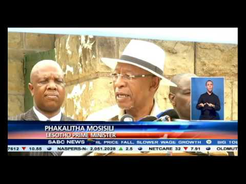 Pakalitha Mosisili has resuscitated Lesotho's National AIDS Commission