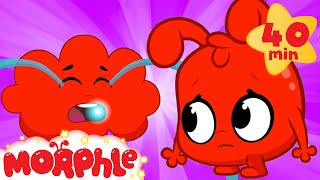 Morphle Is Sad on Emotion Island - My Magic Pet Morphle | Cartoons For Kids | Morphle TV Video