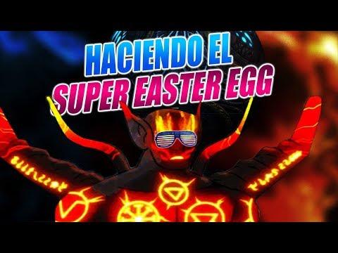 Haciendo el SUPER EASTER EGG!