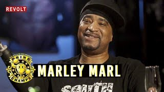 Marley Marl | Drink Champs (Full Episode)