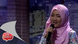 Video The Comment - Penampilan Fatin Menyanyikan Lagu Dia Dia Dia download MP3, 3GP, MP4, WEBM, AVI, FLV November 2017