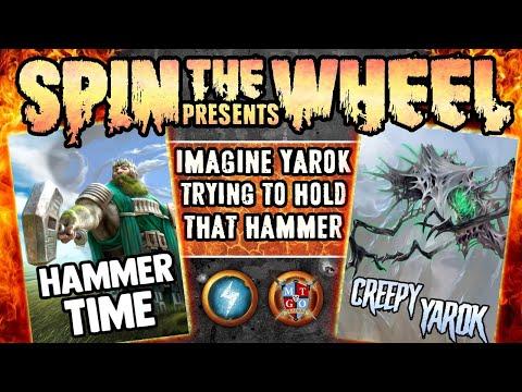 Jolt - Spin The Wheel E4 - Yorvo Vs Sisay // Yarok Vs Niz Mizzet
