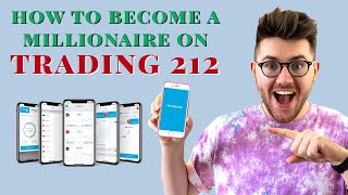 How to become a MILLIONAIRE on TRADING 212 | (AUTO-INVEST & PIES) |