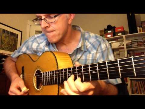 Railroad Blues (Sam McGee)