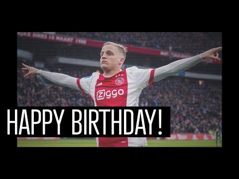 Donny turns 21 today! Happy birthday!