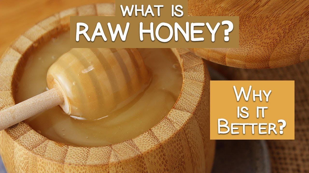 how to make raw honey