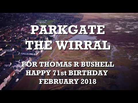 Parkgate - The Wirral - Beautiful Drone Shots - Mavic Pro