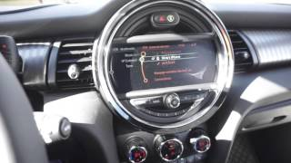 2016 Car Tour : Mini Cooper S