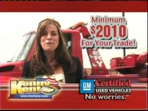 Kenny Kent Chevrolet >> Kenny Kent Chevrolet Commercial Short Version