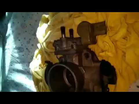 HOW TO CLEAN THROTTLE BODY AND IACV HONDA CITY 97 - 01(TAGALOG)