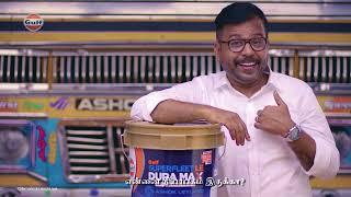 Gulf Super Jodi - Ashok Leyland trucks and Gulf LE Dura Max - Tamil