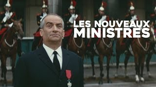 Les nouveaux ministres !