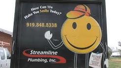 Streamline Plumbing and Electric