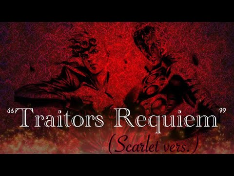 """""""Traitors Requiem"""" (Scarlet Vers.) [English Cover By: Riverdude]"""