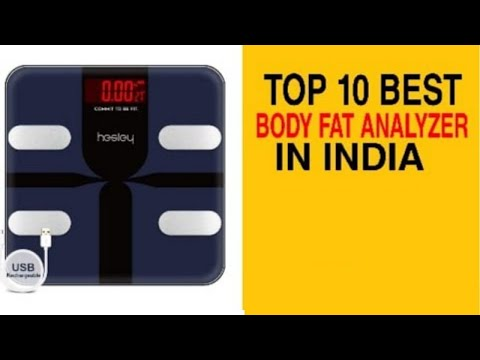 Top 10 Best Body Fat Analyzer in India With Price 2020 | Best Body Composition Analyzer Machine Bran