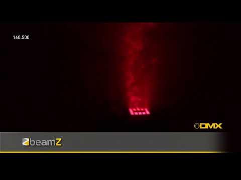 BeamZ S2000 Smoke Machine DMX LED 24x 3W 160.500