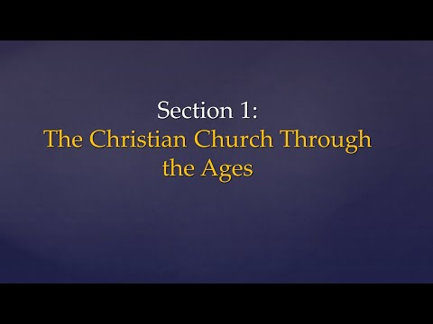 Church Heritage - SDA Youth Class