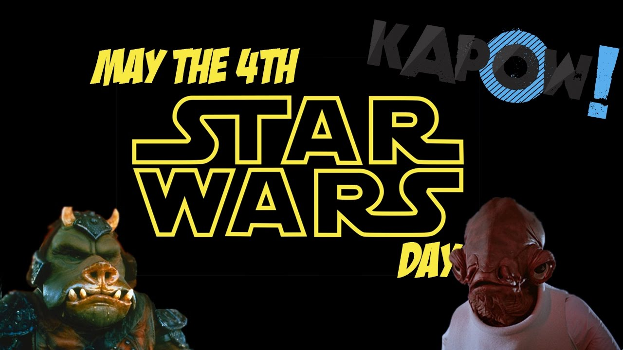 May the Fourth be with you: Everything you need to know about 'Star Wars' Day