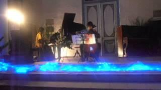 KONSER PIANO DI MUSEUM RADYA PUSTAKA KOTA SOLO