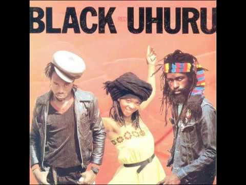 Black uhuru - Red - Utterance