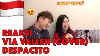 Orang Korea Reaksi Despacito Dangdut Koplo Cover by Via Vallen Reaction