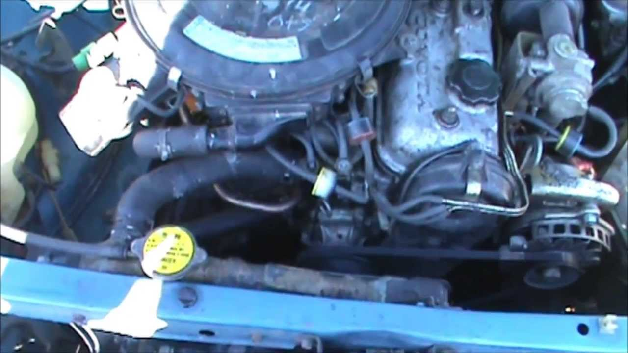 medium resolution of changing the thermostat in the toyota