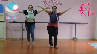 Invitación para el Primer FlashMob de mamás con sus bebés - Paraguay