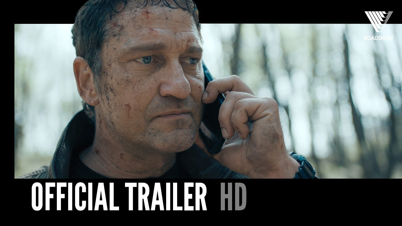 ANGEL HAS FALLEN | Official Trailer | 2019 [HD]