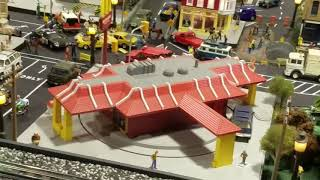 Corner Field Model Railroad Museum & Hobby Shop 20180721 visit