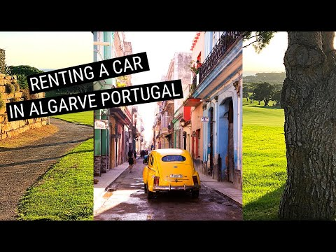 RENTING A CAR In Portugal 🚗 How To Rent Without A Credit Card