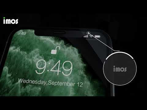 imos 藍寶石螢幕保護貼國際版