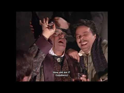 La bohème full opera with English subtitles (Zeffirelli, 1965)