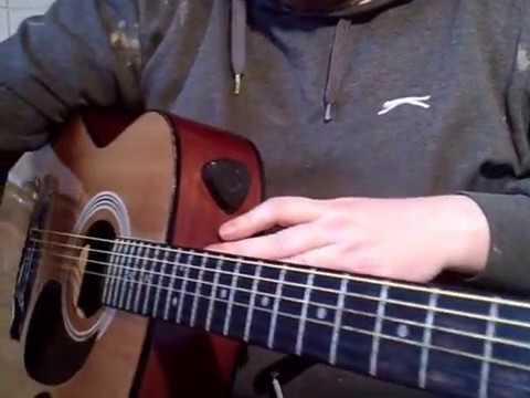 Elvis Presley Hound Dog Guitar Lesson Youtube