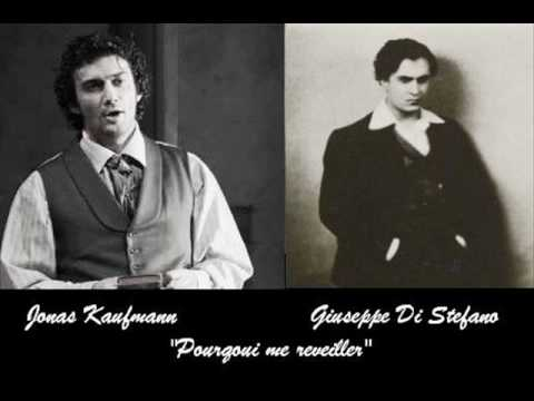The Dueling Tenors, part 7- Kaufmann/Di Stefano