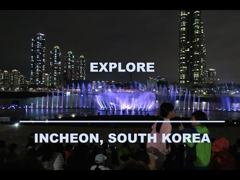 Explore Incheon, South Korea Sep. 2015