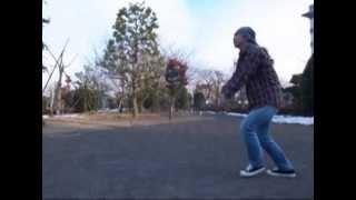 2013年01月21日の眞島竜男の踊り.