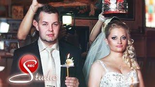 Свадебное видео Романа и Дианы (венчание)