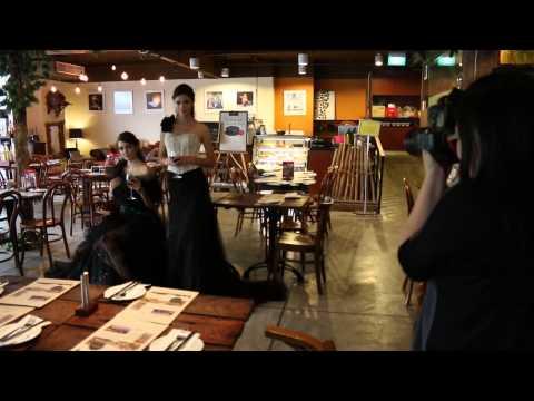 Behind The Scenes: Stuttgart Blackforest Cafe