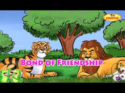 Bond of Friendship || English Moral Story For Kids - KidsOne
