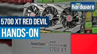 Powercolor RX 5700 XT Red Devil Custom-Design | Hands-On | Temperaturen, Lautstärke, Leistung