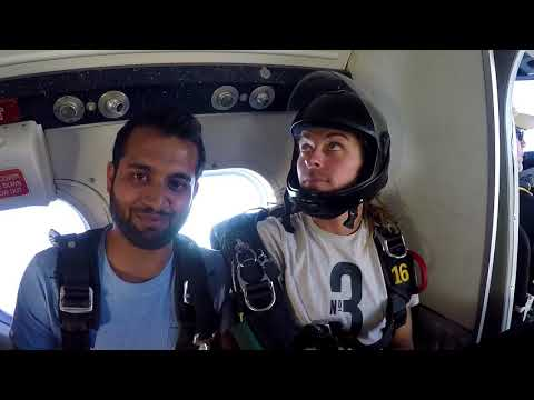 Skydiving In Dubai October-2017  Skydive Dubai